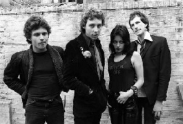 ted rall old punks new music The Adverts