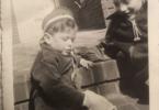 bernie sanders childhood hillary clinton childhood