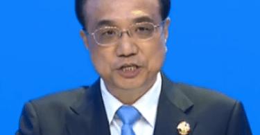 li keqiang chinese premier bfa 2016 boao forum for asia 2016 belgium bombings