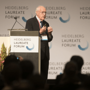 HLF 2016 Turing Prize Fred Brooks Virtual Reality Ivan Sutherland