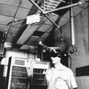 fred brooks 1968 first virtual reality HMD ivan sutherland history of vr hlf 2016 virtual reality anewdomain