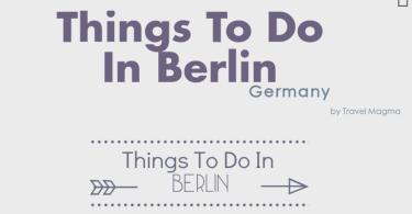 Things To Do in Berlin science week 2016