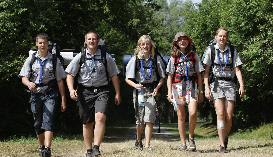 Girls in the Boy Scouts? Sorry, But It Just Feels Weird