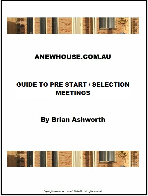 Pre Start Guide Front cover (484x640)