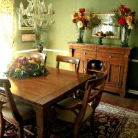 Home Tour :: Jewel Tones of Fall :: Dining Room