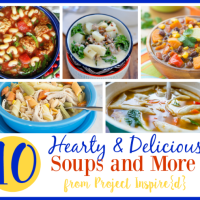 10 Delicious Soup Recipes to Warm Your Heart