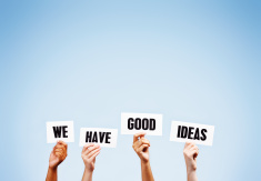 stock-photo-44790440-we-have-good-ideas-say-hand-held-signs-great-news