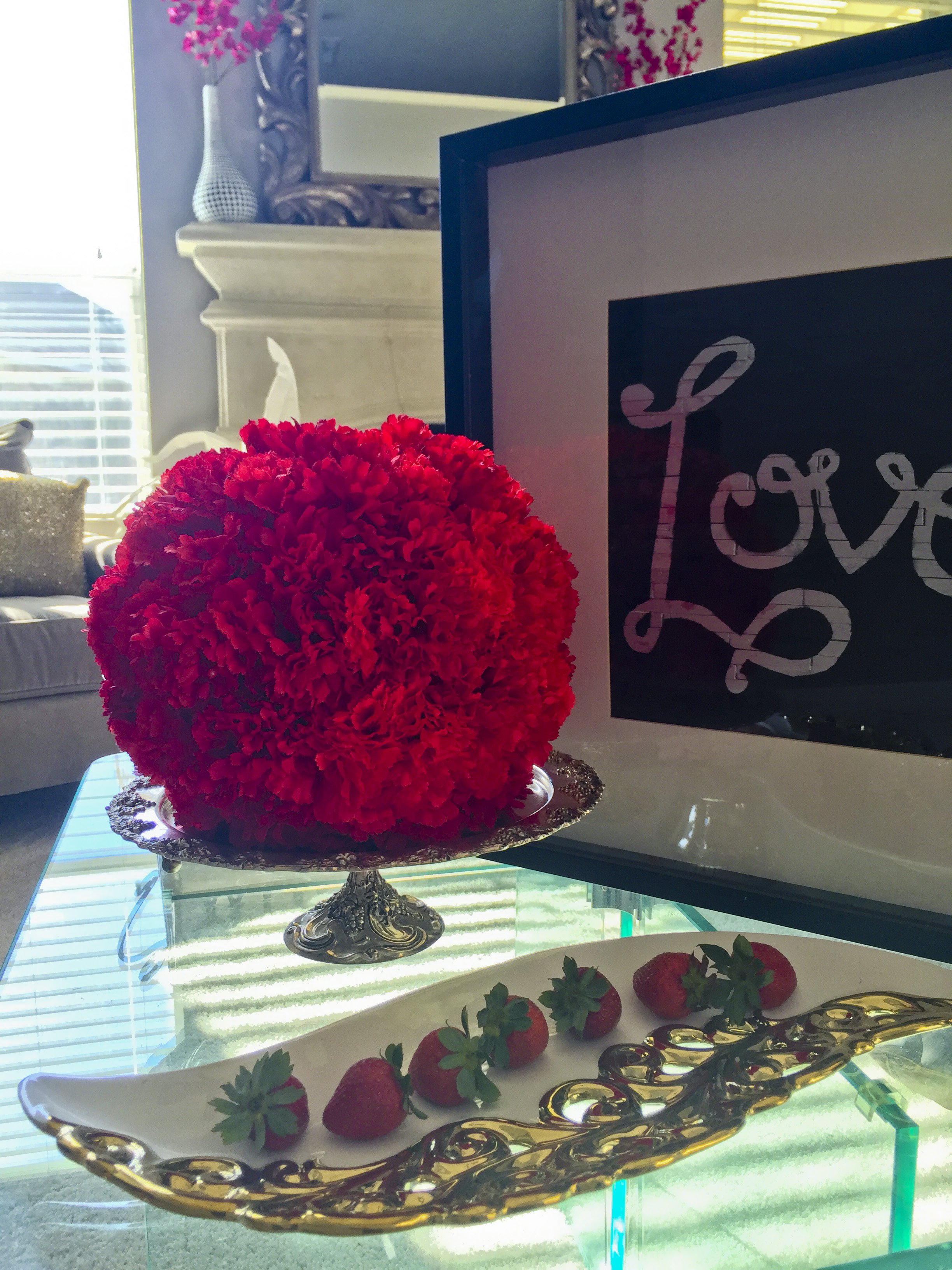 Valentine s day decor angela east for Angela decoration