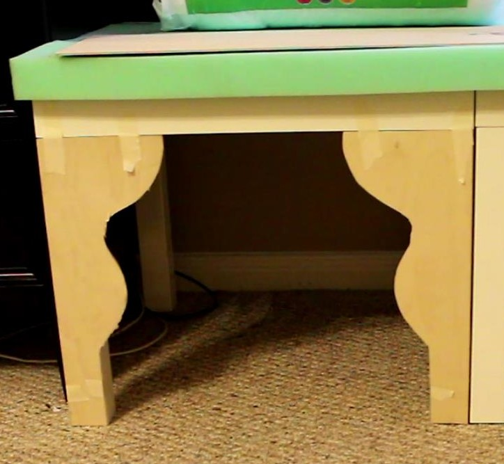 Lack Table Template – IKEA Hack