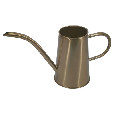 5.3 Liter Watering Can, Bright Gold – Threshold