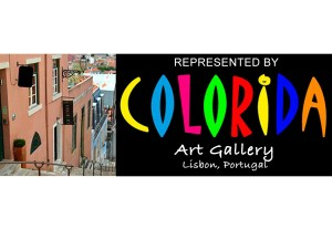 ongoing gallery representation at Colorida Gallery in Lisbon, Portugal