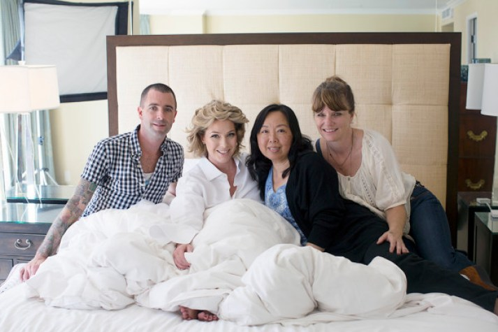 """""""Under the Covers """" CD cover photoshoot with Angela Hubbard Photography"""