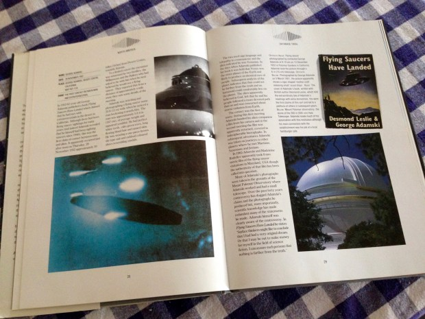 "From ""World Atlas of UFOS: Sightings, Abductions and Close Encounters"" by John Spencer ~ Reed Books Limited ~ All Rights Reserved"
