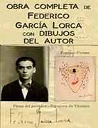 Federico Farcía Lorca narrativa y dibujos