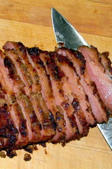 Paleo Braised Corned Beef Brisket