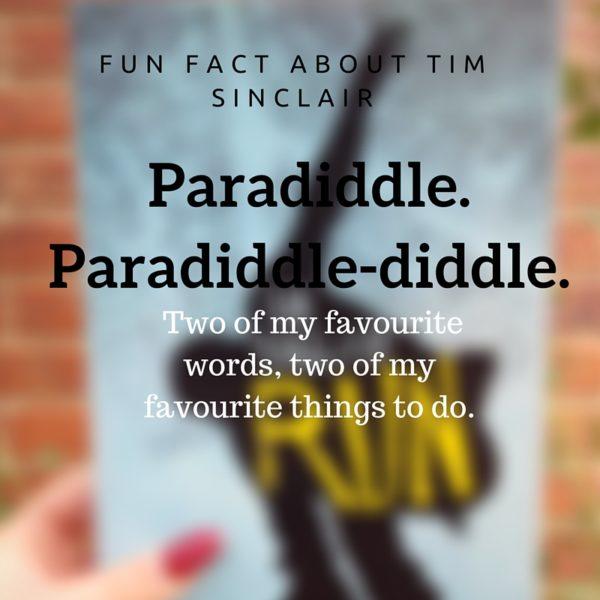 Fun Fact About Tim Sinclair
