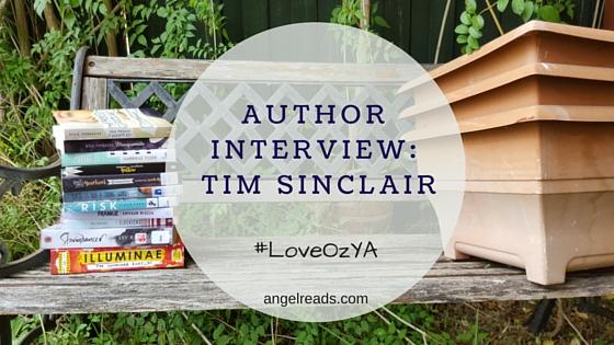 OZYA Author Interview- Tim Sinclair