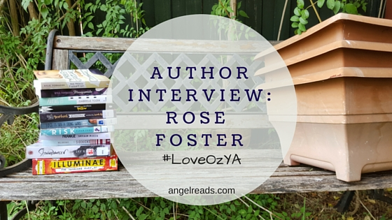 #LoveOzYA Interview: Rose Foster