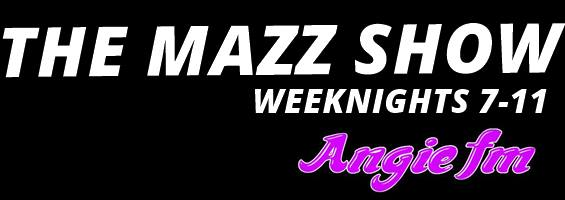 The Mazz Show, Angie FM, Brantford