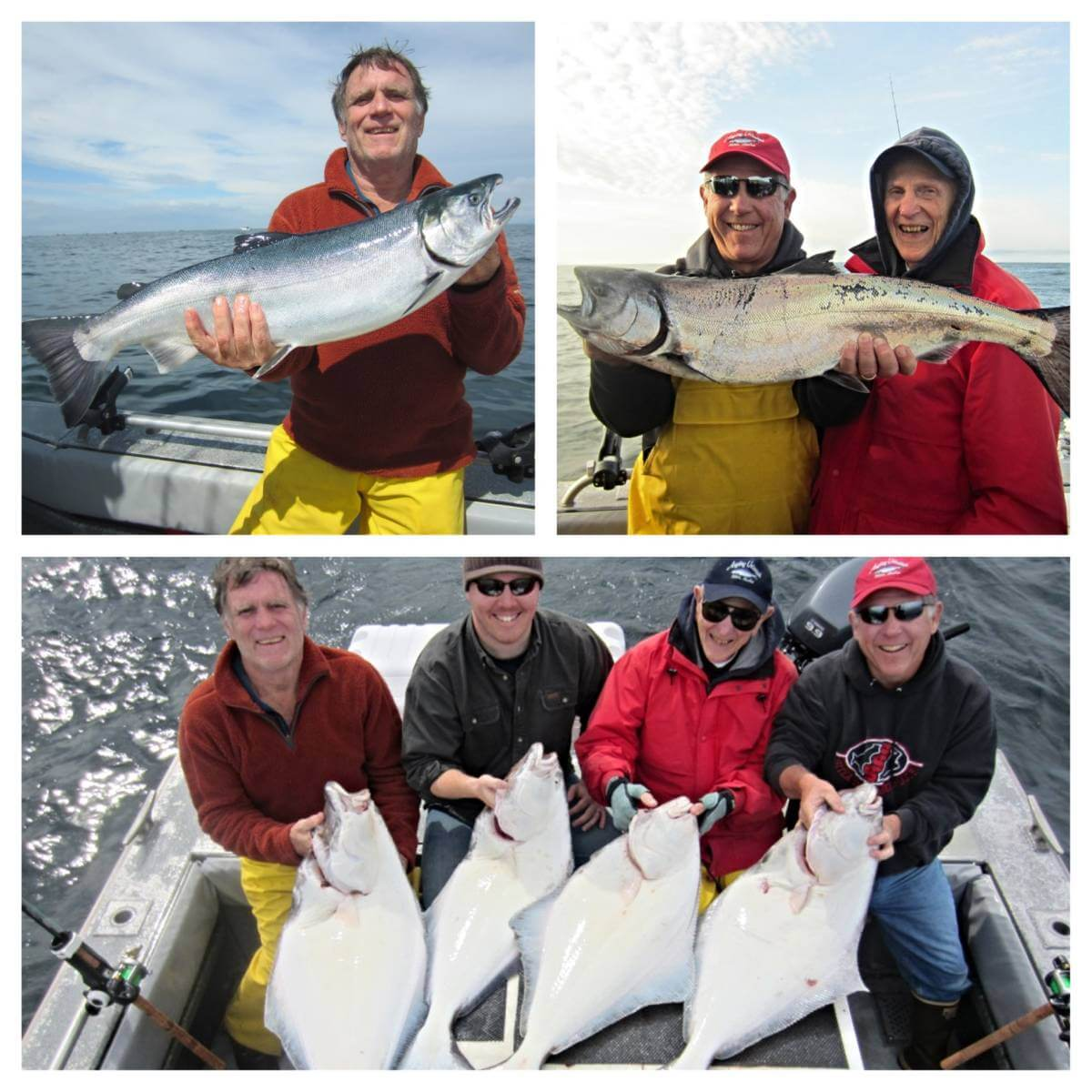 Sitka fishing report 7 31 erwert party angling unlimited for Sitka fishing report