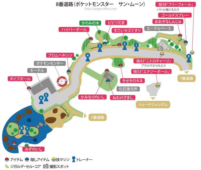 map-route-8
