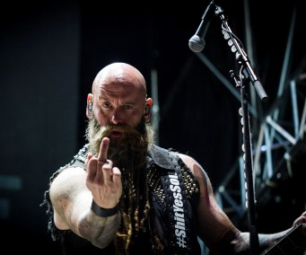 Five Finger Death Punch (Photo by Angry Norman)