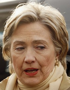 Hillary Clinton for president?