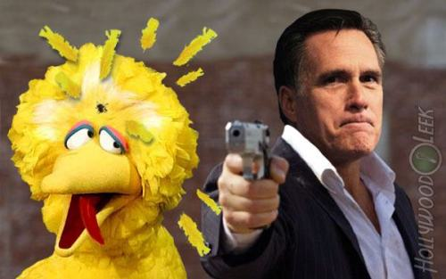 Big bird gets two in the hat