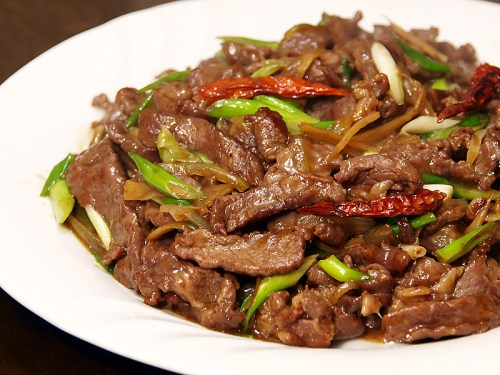 Beef and Ginger Stir Fry - Ang Sarap