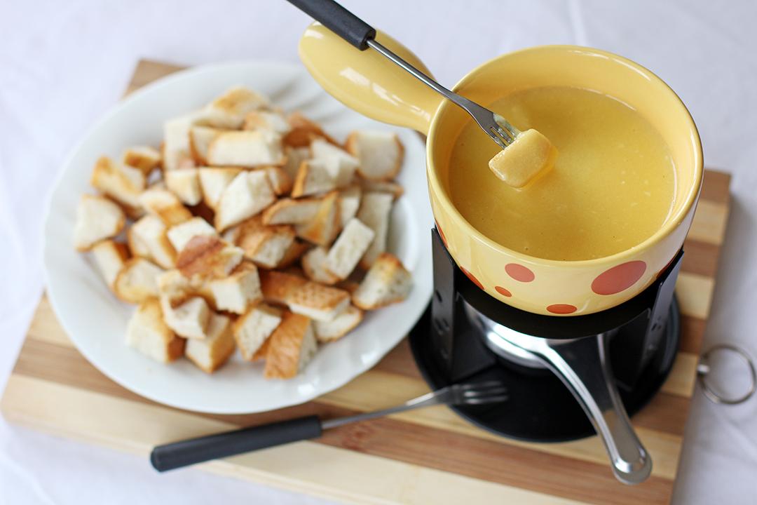 Cheese Fondue - Ang Sarap