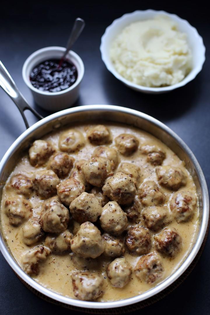 Swedish Meatballs - Ang Sarap