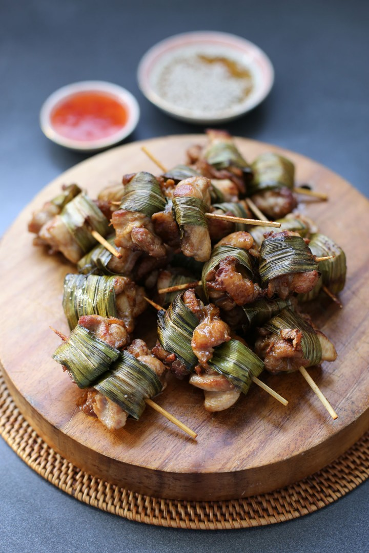 Pandan Chicken Recipe — Dishmaps
