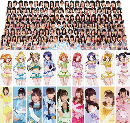 Feature: AKB48 & Love Live! fans Q&A part 1.