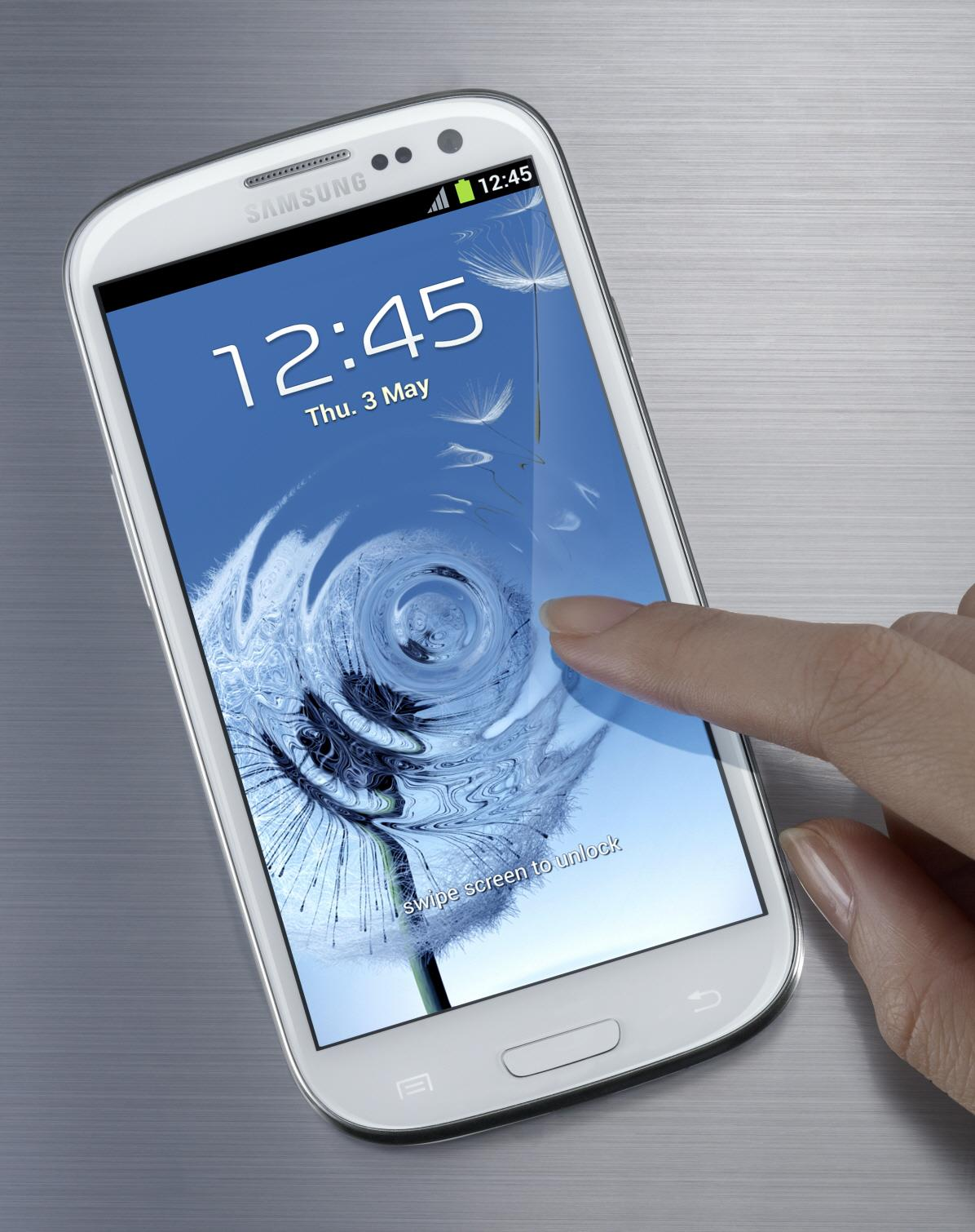 Samsung Galaxy S3 – Effortlessly smart? Maybe?
