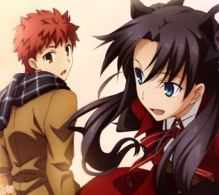 fate/stay_night_Android壁紙