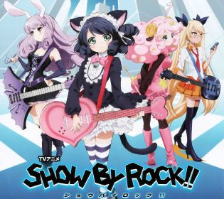 SHOW BY ROCK!! Android壁紙