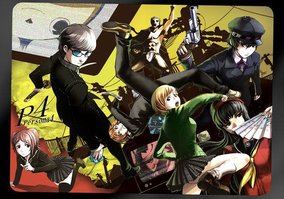 Persona 4 The Animation Blu-Ray