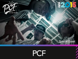 Special Guest: PCF