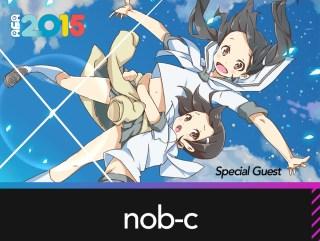 Special Guest: nob-c