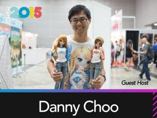 Guest Host: Danny Choo