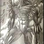 【進撃の巨人】ネタバレ104話考察!鎧無し巨人ライナーマンを検証!不完全体か?