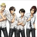 【進撃の巨人×LAWSON】決定!7月3日(火)朝7時よりコラボ開始!17日より追加キャンペーンが!