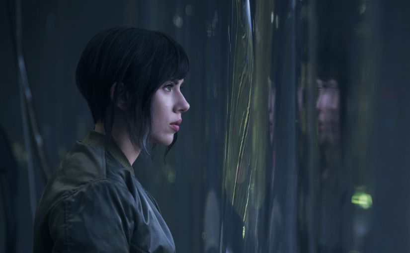 Ghost in the Shell Trailers