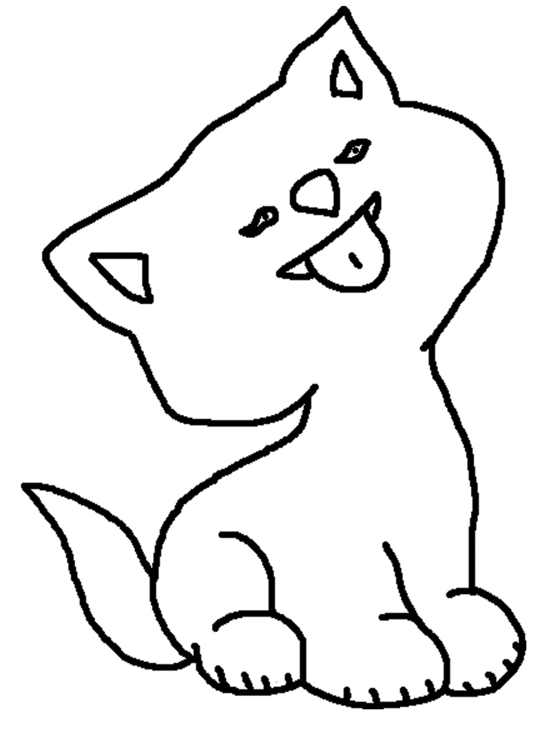 Dessin de chat - Des dessin facile ...