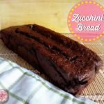 Zucchini Bread - Anna Can Do It!