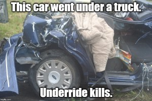 Underride kills