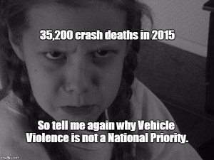 Vehicle violence