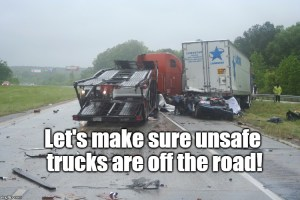 Unsafe Trucks