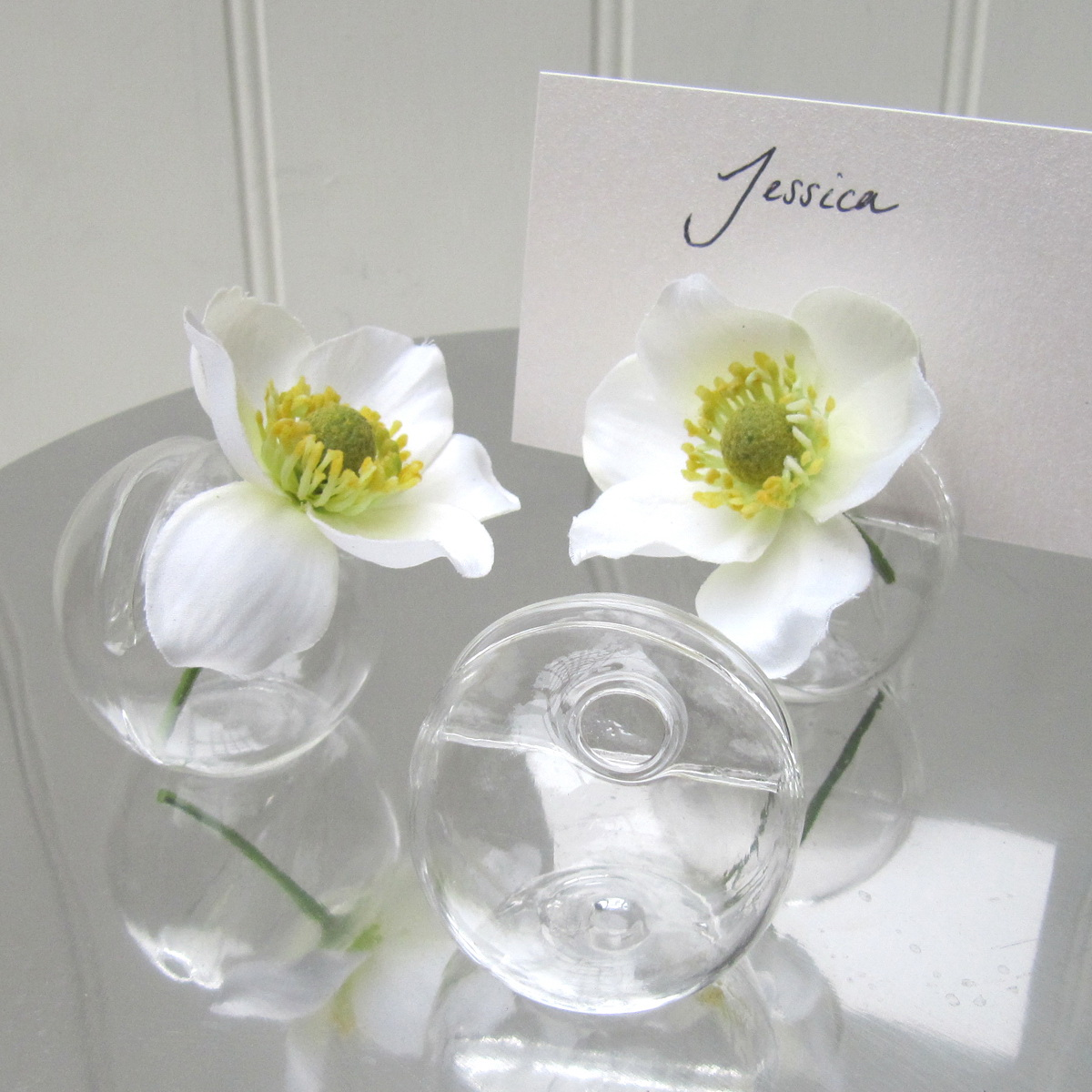 place card holders wedding place cards Name Place Vases Place Card Holder