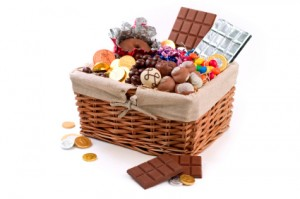 Basket of Sweets